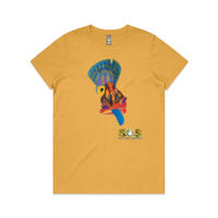 'Ismaya, The Indian' Crew Neck Tee Thumbnail